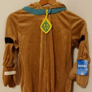 Other - NWT Scooby Doo Children's Costume Size Med